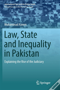 Wook.pt - Law, State And Inequality In Pakistan