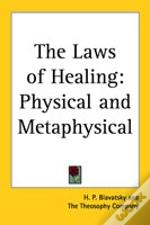 Laws Of Healing