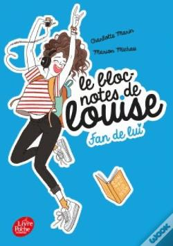 Wook.pt - Le Bloc-Notes De Louise - Tome 1