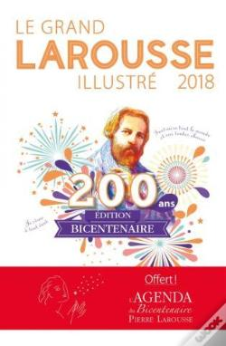 Wook.pt - Le Grand Larousse Illustre 2018 Noel