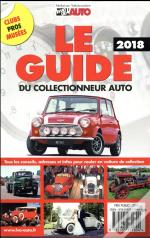 Le Guide 2018 Du Collectionneur Auto