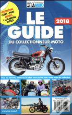 Le Guide 2018 Du Collectionneur Moto