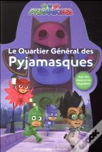 Le Quartier General Des Pyjamasques