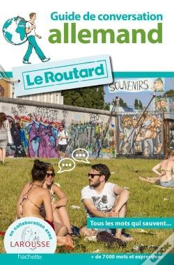 Wook.pt - Le Routard Guide De Conversation Allemand