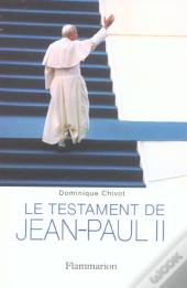 Le Testament De Jean-Paul Ii