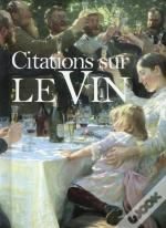 Le Vin ; Citations