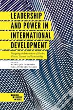 Leadership And Power In International Development