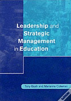 Wook.pt - Leadership And Strategic Management In Education