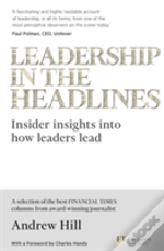 Leadership In The Headlines