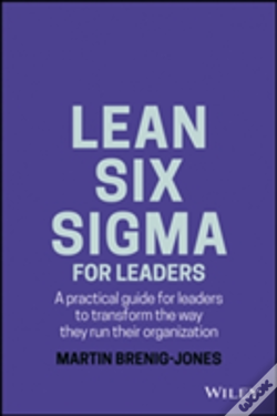 Wook.pt - Lean Six Sigma For Leaders