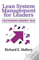 Lean System Management For Leaders