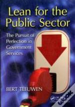Lean Tools For The Public Sector