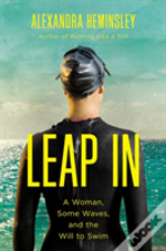 Leap In 8211 A Woman Some Waves An