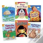 Learn At Home:Star Reading Orange Level Pack (5 Fiction And 1 Non-Fiction Book)