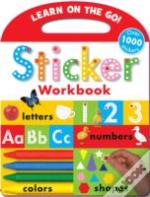 Learn On The Go Sticker Workbook