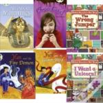 Learn To Read At Home With Bug Club: Purple Pack (Pack Of 6 Reading Books With 4 Fiction And 2 Non-Fiction)