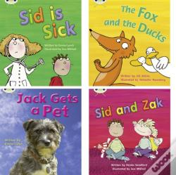 Wook.pt - Learn To Read At Home With Phonics Bug: Pack 3 (Pack Of 4 Reading Books With 3 Fiction And 1 Non-Fiction)