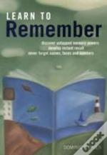 Learn To Remember