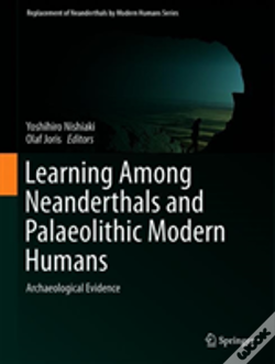 Wook.pt - Learning Among Neanderthals And Palaeolithic Modern Humans