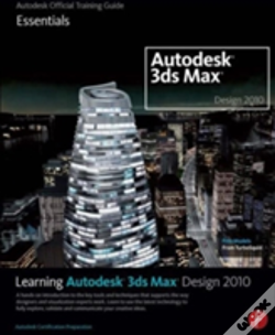 Wook.pt - Learning Autodesk 3ds Max Design 2010: Essentials
