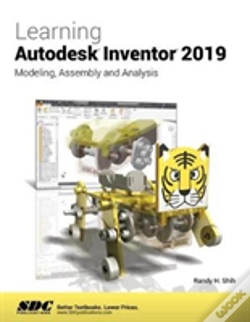 Wook.pt - Learning Autodesk Inventor 2019