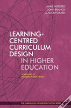 Wook.pt - Learning-Centred Curriculum Design In Higher Education