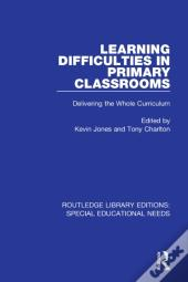 Learning Difficulties In Primary Classrooms