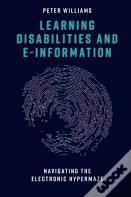 Learning Disabilities And E-Information