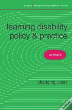 Wook.pt - Learning Disability Policy And Practice