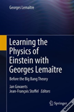 Wook.pt - Learning The Physics Of Einstein With Georges Lemaitre