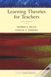 Learning Theories For Teachers