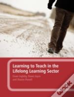 Learning To Teach In The Lifelong Learning Sector