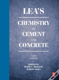 Wook.pt - Lea'S Chemistry Of Cement And Concrete