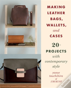 Wook.pt - Leather Crafts For Modern Makepb