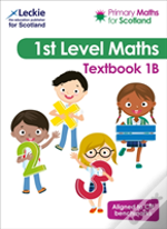 Leckie Primary Maths Textbook 1b