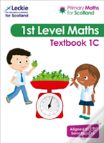Leckie Primary Maths Textbook 1c