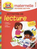 Lecture ; Moyenne Section