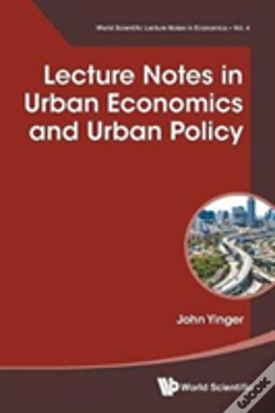 Wook.pt - Lecture Notes In Urban Economics And Urban Policy