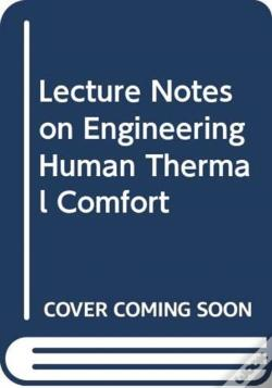 Wook.pt - Lecture Notes On Engineering Human Thermal Comfort