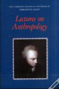 Wook.pt - Lectures On Anthropology