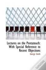 Lectures On The Pentateuch