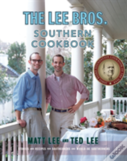 Wook.pt - Lee Brothers Southern Cookbook