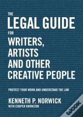 Legal Guide For Writers, Artists And Other Creative People
