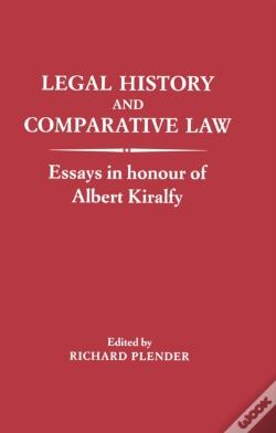 Wook.pt - Legal History And Comparative Law