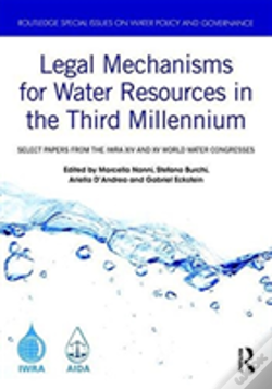 Wook.pt - Legal Mechanisms For Water Resources In The Third Millennium