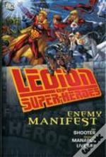Legion Of Super-Heroes Enemy Manifest Hc