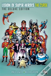 Legion Of Super Heroes The Curse Deluxe Ed