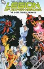 Legion Of Super-Heroes The More Things Change Tp
