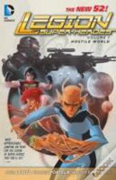 Legion Of Super Heroes Tp Vol 01 Hostile World