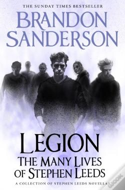 Wook.pt - Legion: The Many Lives Of Stephen Leeds